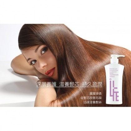iLife Graceful & Smooth Hair Conditioner 500ml